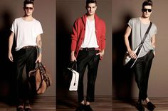 Men's fashion with having all elements of sophistication is in itself of immense significance. No matter what so ever the situation is but men's fashion had always been proving it as a real eye.