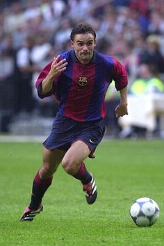Marc Overmars was all about raw speed
