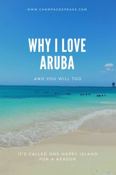 """Aruba is called """"one happy island"""" for a reason. The sunshine, the breeze, and the convenience of Aruba are just a few of the reasons why this Caribbean Island is a popular vacation spot! #Aruba #CaribbeanVacation #Tropical #Honeymoon #DestinationWedding #FamilyVacation #TravelGoals #BeachVacations Weather In Aruba, Destinations, Caribbean Vacations, Cruise Port, Beach Hotels, Travel Goals, Adventure Awaits, Night Time, Vacation Spots"""
