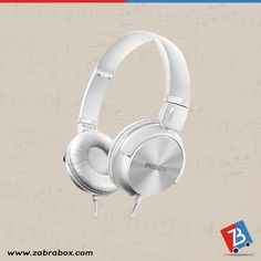 Philips Headphone White Color Buy Online ZabraBox