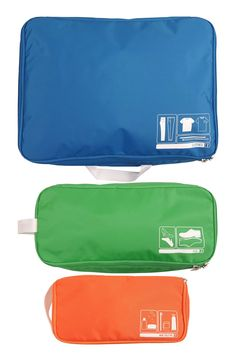 Such great little space saving travel bags!