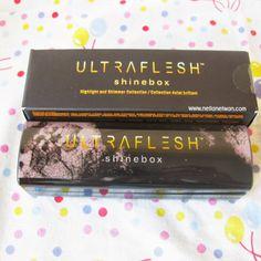 Fusion Beauty Makeup Kit: Ultraflesh Shine Box Highlight & Shimmer Collection