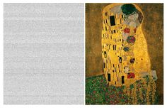 Here's What Classic Paintings Look Like as Data | The Creators Project