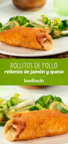 Discover recipes, home ideas, style inspiration and other ideas to try. Easy Healthy Recipes, Easy Meals, Pollo Chicken, Chicken Ham, Sauteed Vegetables, Perfect Food, Food Dishes, Queso Manchego, Mexican Food Recipes