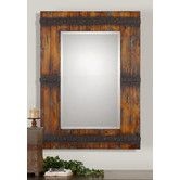 Found it at Wayfair -  Stockley Wall Mirror