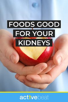 We've compiled a list of the absolute best foods for the kidneys based on their specific health benefits. To improve your kidney health, start eating more of these 15 foods. Foods Bad For Kidneys, Healthy Kidneys, Healthy Snacks For Diabetics, Healthy Foods, Diabetic Foods, Diabetic Recipes, Diet Recipes, Food For Kidney Health, Kidney Foods