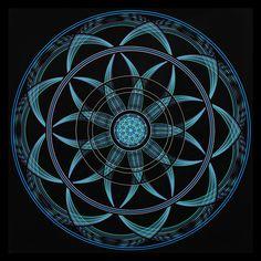 geometric mandala - Pesquisa Google