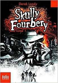 Détective rusé et têtu, Skully Fourbery ne lâche jamais prise... Squelette dandy, à l'humour noir, il fascine la jeune Stéphanie qui trouve sa vie bien (trop) banale. En sa compagnie, elle découvre un monde où la magie est reine et commence à se découvrir des talents cachés.
