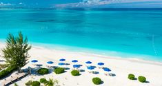 The Venetian on Grace Bay: Luxury Resort in Turks & Caicos Honeymoon Vacations, Honeymoon Planning, Vacation Spots, Beautiful World, Beautiful Places, Turks And Caicos Resorts, Boulder Beach, Hidden Beach, Crystal Clear Water