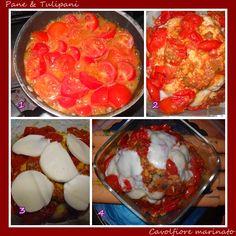 CAVOLFIORE MARINATO (al microonde) http://blog.cookaround.com/vincenzina52/cavolfiore-marinato-al-microonde/