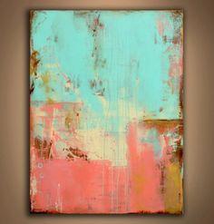 abstract diy art