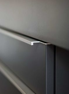 sleek kitchen cupboard handles - Google Search                                                                                                                                                                                 More