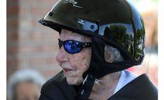 105-Year-Old Woman Rides A Harley-Davidson » Motorcycle.com News