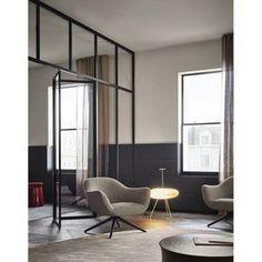 Furniture from international interior design brands. Mid Century Design, Mid-century Modern, Contemporary, Modern Furniture, Branding Design, Interior Design, Armchairs, Study, Home Decor