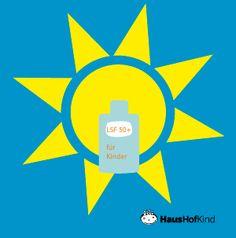Der richtige Sonnenschutz für unsere Kinder - wie viel Sonne verträgt ein Kind?