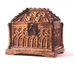 Arqueta. 15th century.