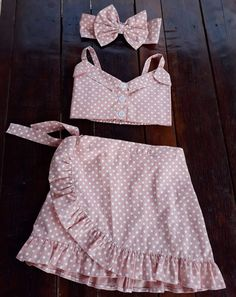 Antonella Baby Girl Dresses, Baby Dress, Baptism Dress, Kids Frocks, Frock Design, Girls Wear, Summer Outfits, Two Piece Skirt Set, Couture
