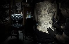 tatoo photography