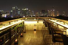 La Vue Bar Rooftop The Hermitage