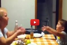 Aww!!! This 2-Year-Old Has Already Perfected Her Italian Hand Gestures... And It's Hilarious!!! HaHa