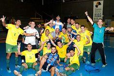 A Equipe de Futsal Masculino da Secretaria Municipal de Esportes de Santa Bárbara d'Oeste conquistou o título da 23ª Copa Metropolitana de Futsal.