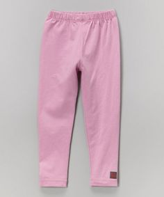 Another great find on #zulily! Party Pink Leggings - Toddler & Girls #zulilyfinds