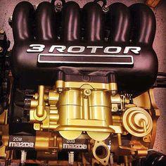 20B ROTARY ENGINE