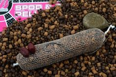 A PVA bag with a difference…  Another Nigel Sharp ideal, so another stunning edge…