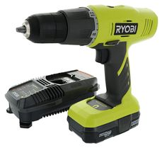 Ryobi One+ Lithium Ion Drill / Driver Kit Piece) Cordless Power Drill, Cordless Drill Reviews, Hand Tools For Sale, Drill Set, Power Hand Tools, Home Tools, Drill Driver, Hanging Pictures, Bosch
