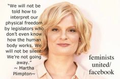 Martha Plimpton quote