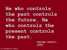 George Orwell wisdom, 1984 quotes   Wisdom.   Pinterest   Dr. who ...