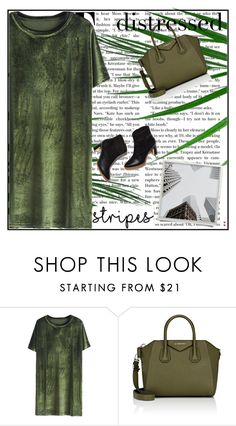 """D A R I N G"" by xesthetics ❤ liked on Polyvore featuring Givenchy"
