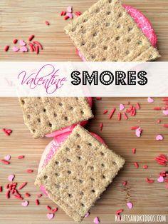 Valentine Smores