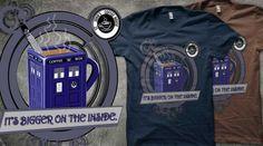Endless Coffee, Doctor Who, Tardis, Sonic Stirrer, Vote