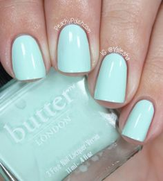 "Butter London ""Fiver"" Want!"