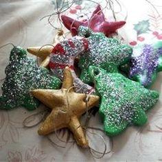 Dough Ornament Recipe