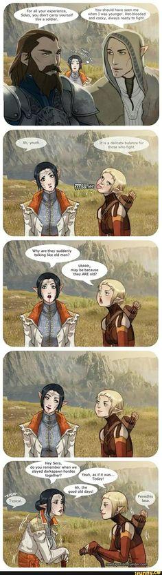 Dragon Age: Inquisition.