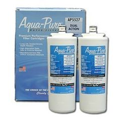 AquaPure AP5527 Reverse Osmosis Pre and Post Filter Set *** Read more at the image link.