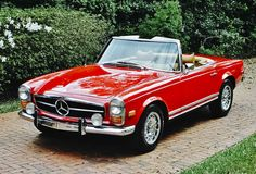 Classic Cars For Sale On eBay Motors, The Best From Porsche, Pontiac and Mercedes - Supercompressor.com
