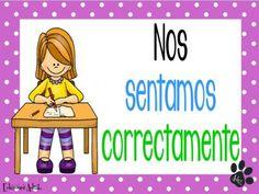 Acuerdos de nuestra clase (11) Classroom Rules, School Classroom, Classroom Organization, Classroom Management, Bilingual Education, Education English, Spanish Activities, Educational Activities, Class Rules
