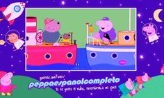 Peppa Pig: en Español episodio - Vamos a navegar La casa de vacaciones e...