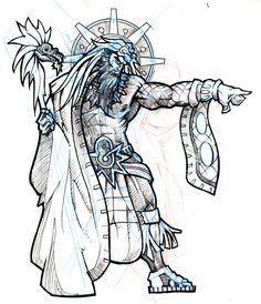 Quetzalcoatl 09 by dacreativegenius on DeviantArt Ancient Aliens, Ancient Art, Aztec Tattoo Designs, Cornhole Designs, Graffiti, Maya Civilization, Alternative Comics, Aztec Culture, Mythology Tattoos