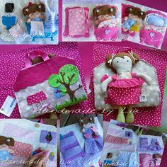 Doll House And rag doll https://m.facebook.com/HandmadeByLiu.GesiliaCea/