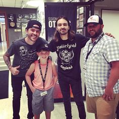 I Had an amazing time We met and heard him playing his and cymbals! Jay Weinberg, Zildjian Cymbals, Drummer Boy, Amazing, Instagram Posts