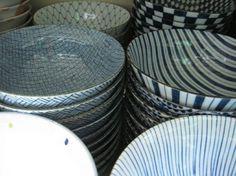 traditional japanese ceramic patterns by imelda
