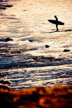 Surf #R29BeachHouse