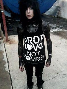 That shirt omg XD