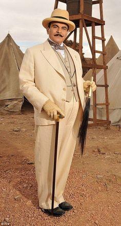 David Souchet - Detective Poirot
