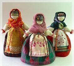 Куклы-берегини http://profymama.com/tvorchestvo/svoimi-rukami/kak-sdelat-kuklu-bereginyu.html