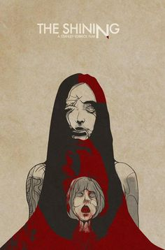 The Shining by Iron Jaiden. #PinterestHorrorBest http://t.co/9g5lOWt4SN